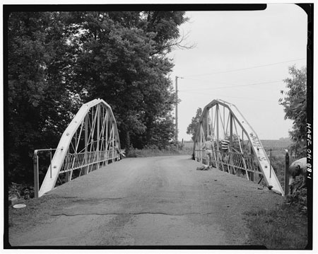 Historic bridge in county approved for grant work