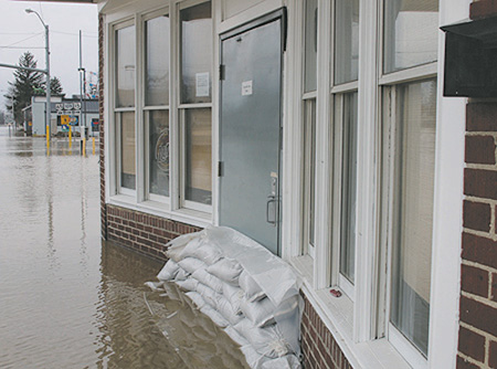 Army Corps' shifting timeline frustrates flood coalition