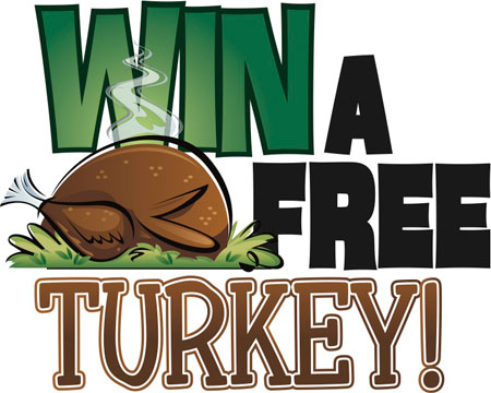 Last day to enter turkey drawing