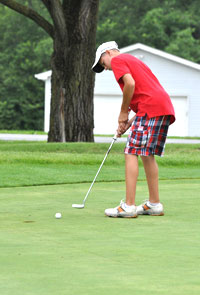 Radcliff finishes third at LJGA event Friday