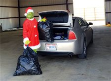 The Grinch is going greener at Ottawa Recycling