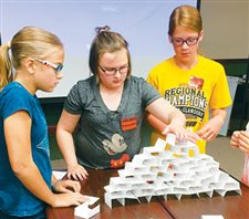 Summer STEM Tec camp a hit in county
