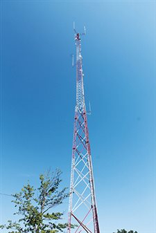 County considers deal for communications tower