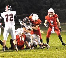 Rockets rally for playoff win over Mohawks