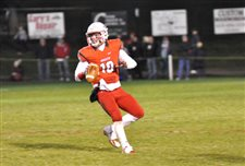 District football awards announced