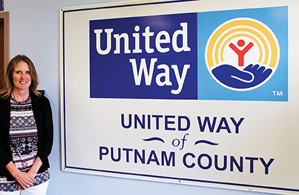 New leadership for the United Way of Putnam County